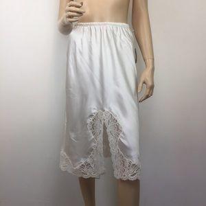 Christian Dior 25 Inches Slip Skirt Lingerie Large